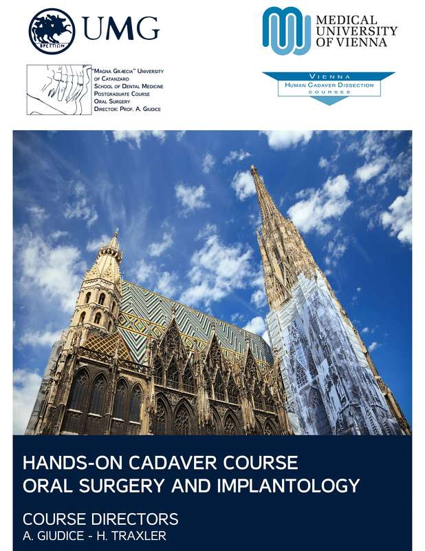 Corso Hands-on su cadavere
