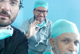 Adriano Santorelli - Plastic Surgeon, Health Park Clinica Grimaldi, Naples    &     Nasser Nasser, Plastic Surgeon, Delhi, India